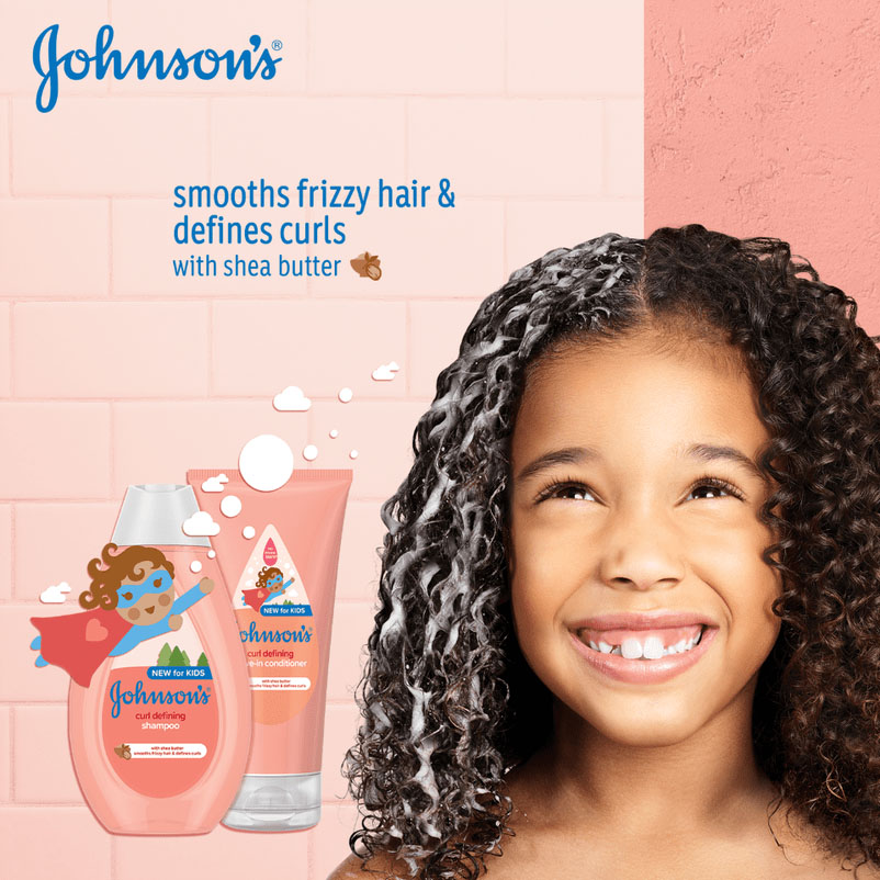 Curl Defining Leave In Conditioner Johnson S Baby