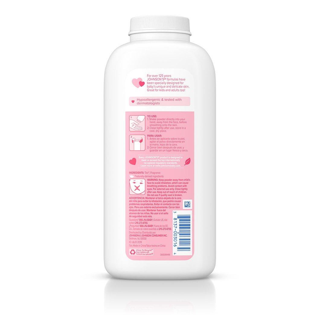 Johnsons Baby Powder Cussons Cream Soft Smooth 100gr