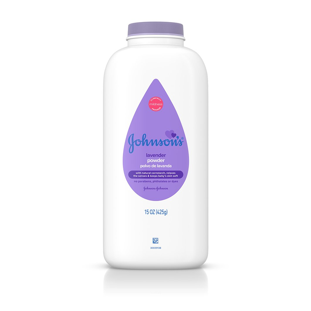 Johnson S 174 Lavender Baby Powder