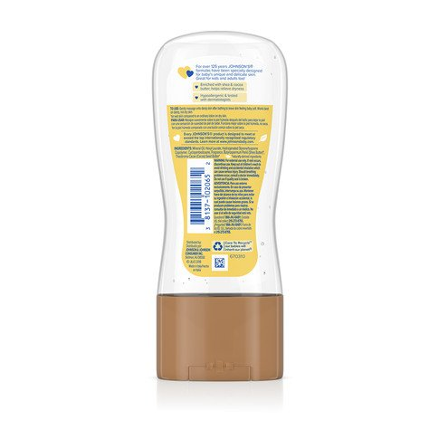 Johnson S 174 Baby Oil Gel With Shea Amp Cocoa Butter