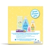 JOHNSON'S® bath discovery baby gift set ingredients