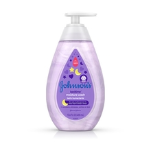 JOHNSON'S® BEDTIME® baby moisture wash front