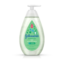 JOHNSON'S® soothing vapor bath front