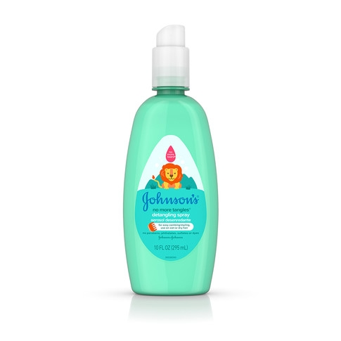 Johnson's® No More Tangles® Toddler and Kids Detangling Spray