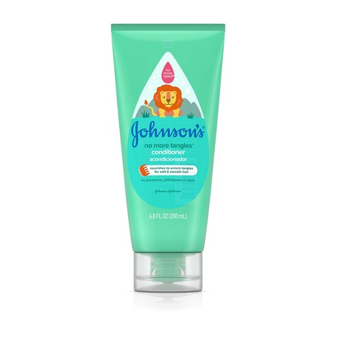 Johnson's® No More Tangles® Conditioner bottle